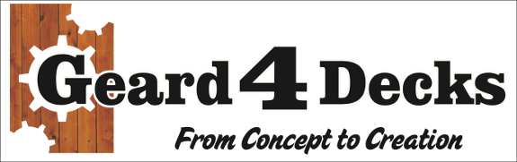 Geard 4 Decks - Decks - Port Dover, ON logo